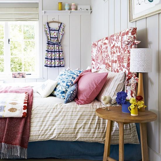 Весенние идеи для интерьера спальни