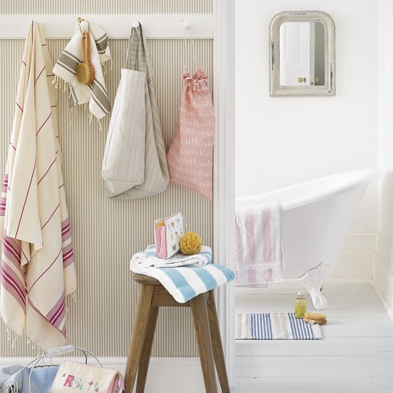 Весеннее обновление интерьера ванной комнаты