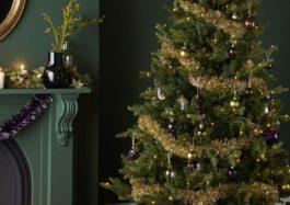 Идеи и фото украшения новогодней елки 2019 года