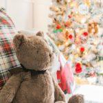 Новогоднее украшение детской спальни мальчика - фото 2019 года