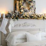 Новогодняя спальня в стиле прованс 2019 года