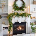 Как сделать новогодний венок своими руками из еловых веток — мк с пошаговыми фото