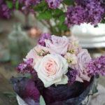 Весенние цветы в вазе из капусты своими руками — фото оригинальной идеи и мк