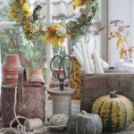 Осенние мотивы в интерьере — фото в стиле французского кантри Прованса