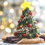 Рецепт оригинальной закуски в форме елки — фото на новогоднем столе