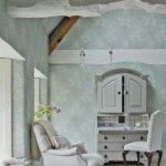 Потолки в стиле Прованс — фото дизайна в манере французского кантри