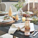 Новогодний интерьер квартиры в стиле современный Прованс: 24 фото