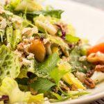 Салат с прованскими травами