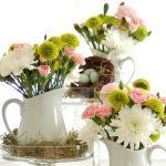Как красиво украсить пасхальный стол: 7 фото