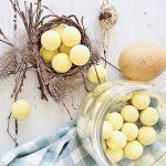 Винтажный декор на пасху: 22 фото