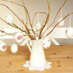 Романтическое дерево на пасху: 10 фото