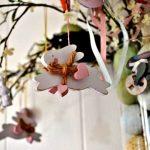 Свежие идеи оформления дома на пасху: 24 фото