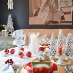 Новогодний интерьер: 12 фото в стиле французского кантри Прованса