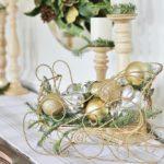 Новогоднее украшение интерьера: 12 фото в стиле Прованс