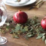 Фрукты на новогоднем столе: 12 фото в стиле Прованс