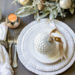 Идеи сервировки новогоднего стола 2017: 10 фото в стиле Прованс