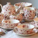 Эхо французских деревень — чайный сервиз в стиле Прованс