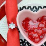 Декор ко дню святого Валентина — 20 фото в духе кантри