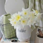 Весеннее оформление интерьера — 30 фото флористических композиций в стиле Прованс