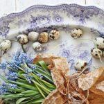 Пасхальная флористика — 30 фото в стиле Прованс