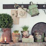 Идеи весеннего декора — 30 фото в стиле французского Прованса